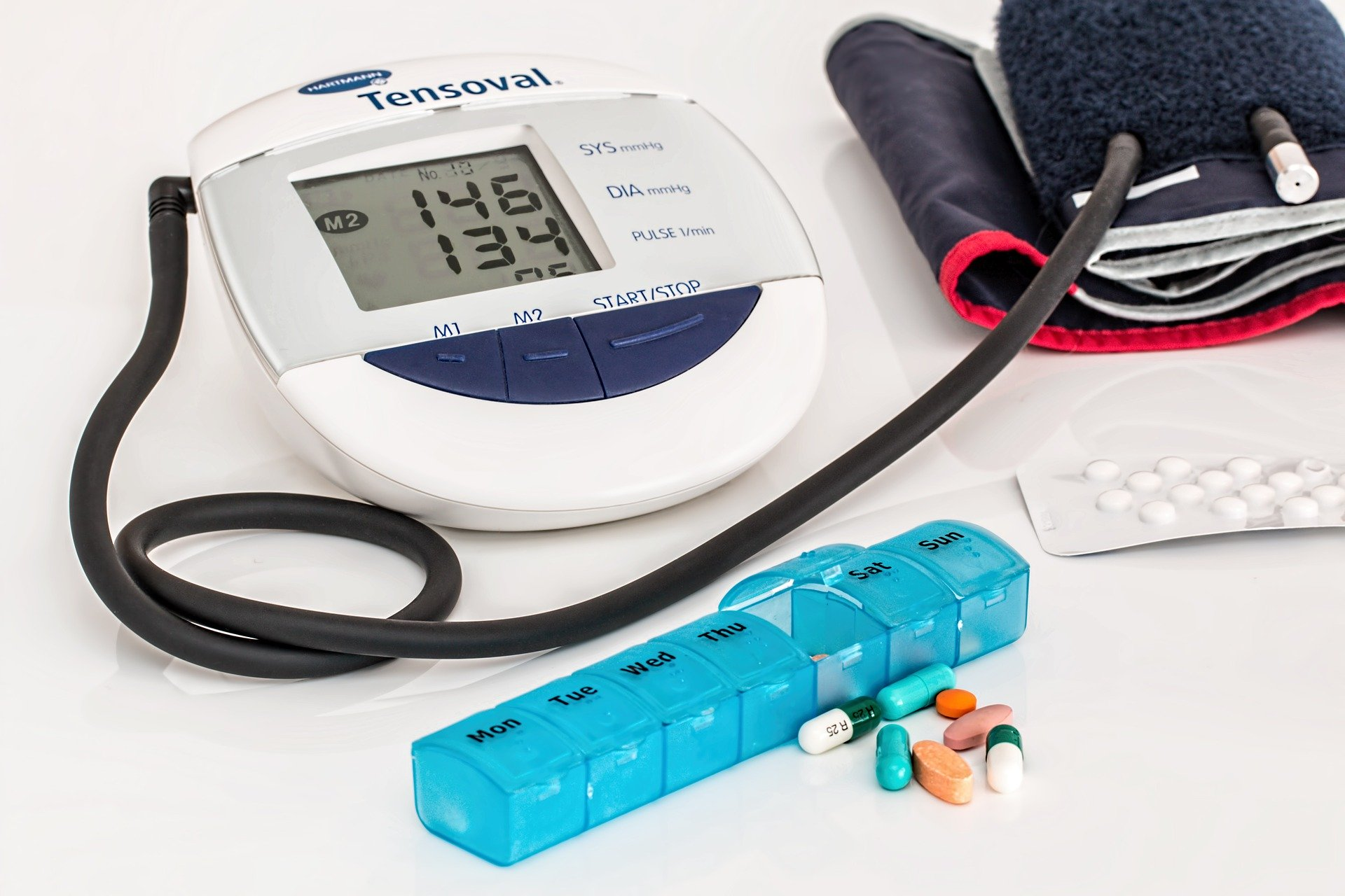 How to combat High Blood Pressure